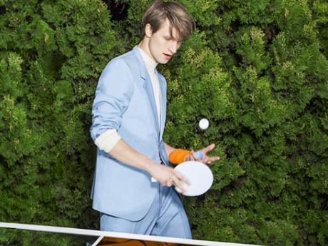 Il Tema di Pitti Uomo quest'anno è il Ping Pong